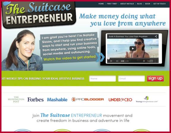 suite case Bounce Rates entrepreneur Content Marketing Strategy