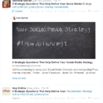 How To Drive Traffic To Your Website With Twitter Cards