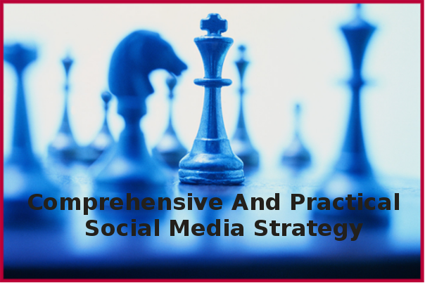 How To Develop A Social Media Strategy - Main